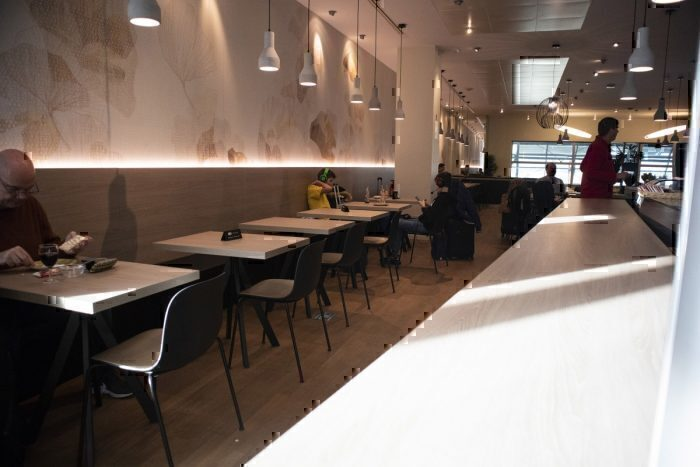 Lounge Review: Diamond Lounge At Brussels Airport