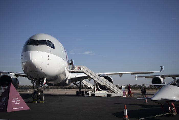Qatar Airways Suspends Flights To New York And Spain