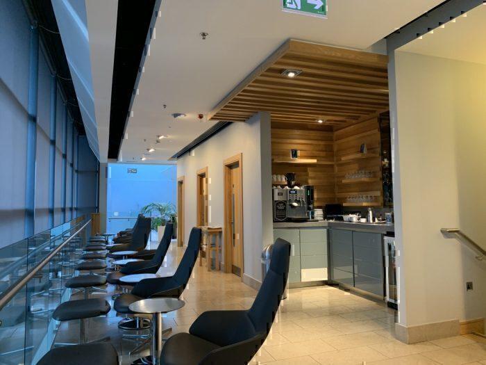 Aer Lingus, Lounge Dublin