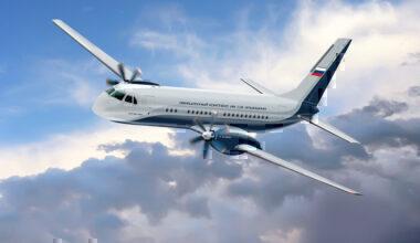 Ilyushin Il-114-300