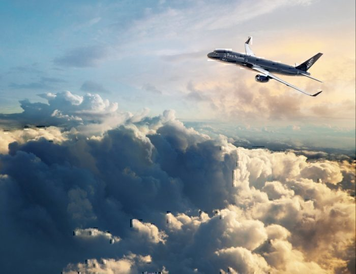 Four Seasons Jet, Air Cruises, Boeing 757
