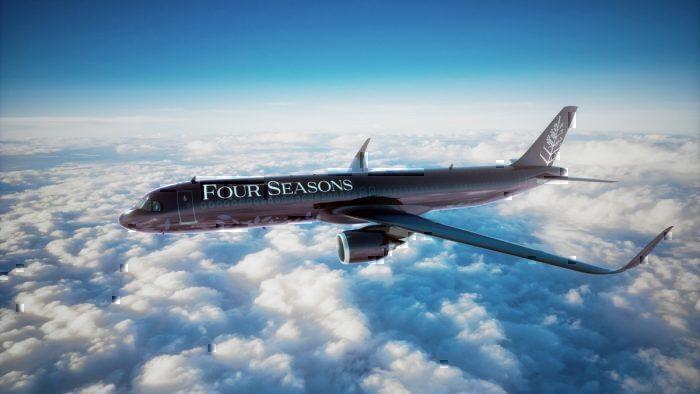 Four Seasons Jet, Air Cruises, Airbus A321