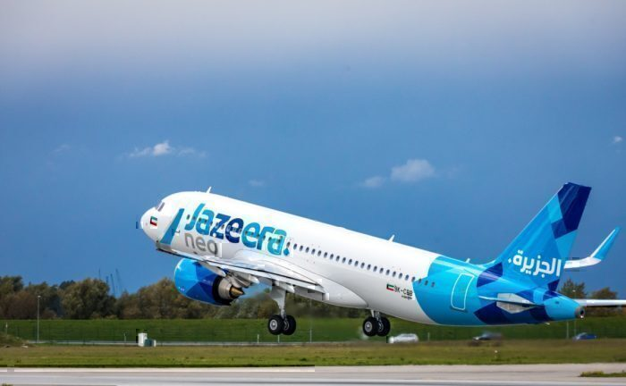 Jazeera Airways Hands Over Planes To State Of Kuwait To Help With Virus Effort