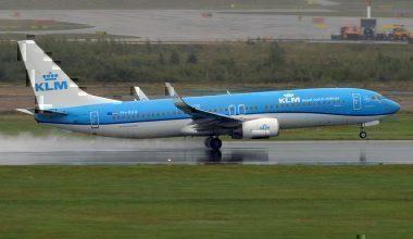 PH-BGB on tarmac, take-off