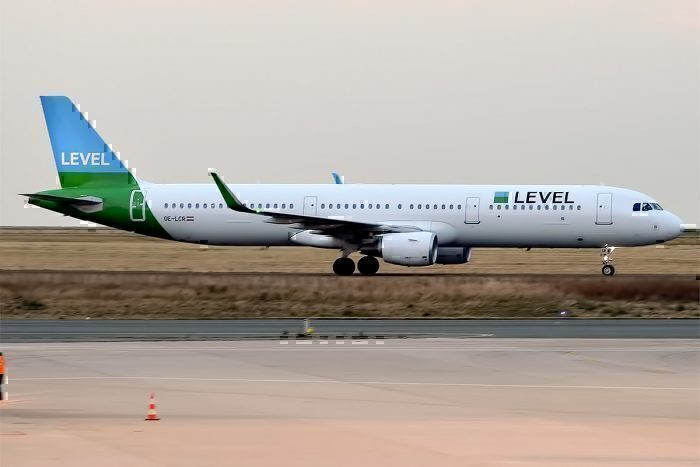 LEVEL, OE-LCR, Airbus A321-211