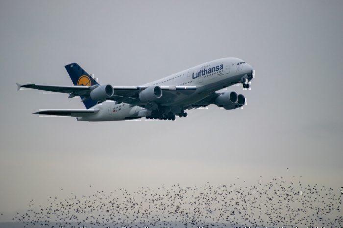 Lufthansa, Airbus A380, Munich
