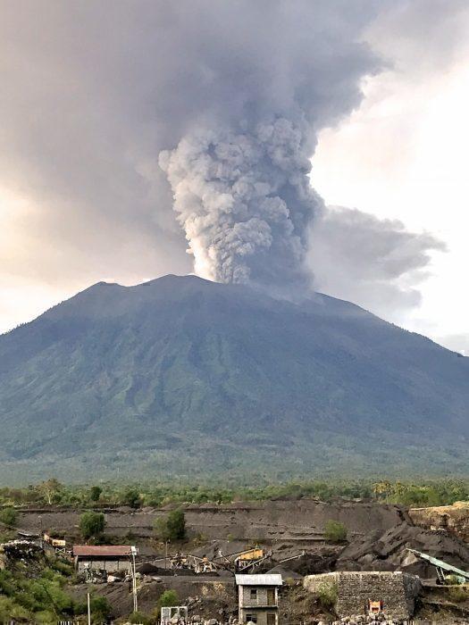 Moung Agung Bali