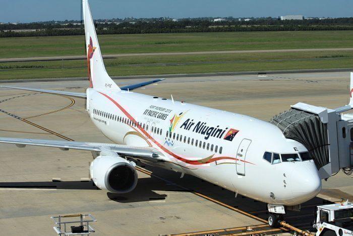 Air Niugini aging fleet
