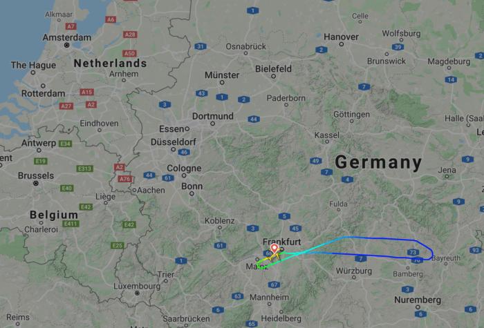 Lufthansa Pratt And Whitney A320neo Suffers Engine Failure