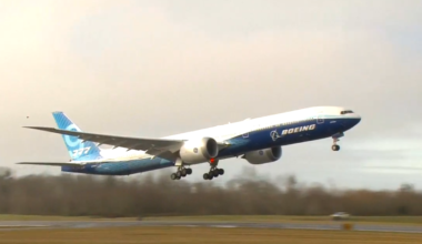 Boeing, 777X, competitors