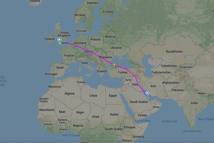 Gulf Air, Airbus A330, Retired