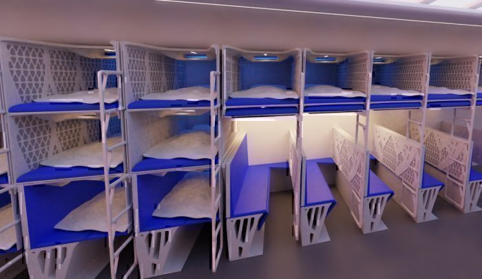 TU Delft_Collapsible Beds