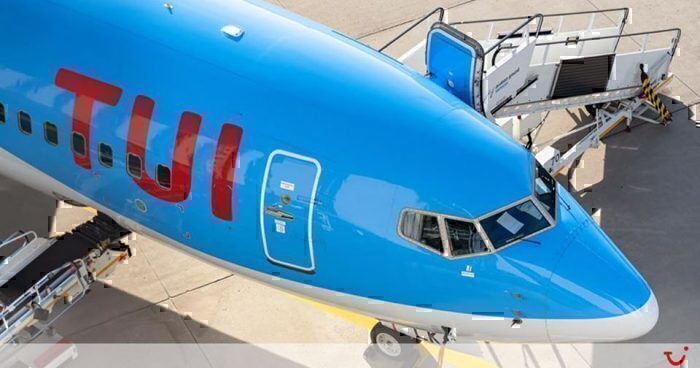 TUI fly is a holiday airline