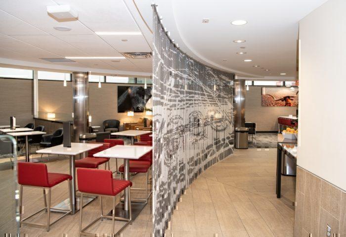 Terminal E Lounge