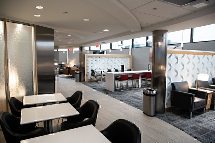 American Airlines Terminal E Admirals Club