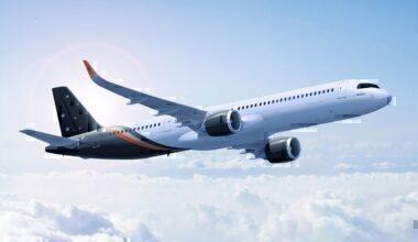 Titan Airways Airbus A321LR