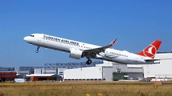 Turkish Airlines A321neo