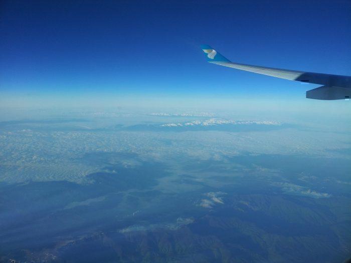 Oman Air, United States, 2022