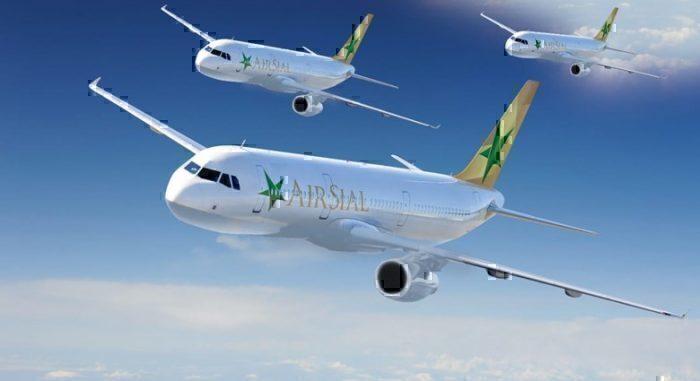 Air sial Airbus a320