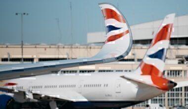 British Airways, China, Coronavirus