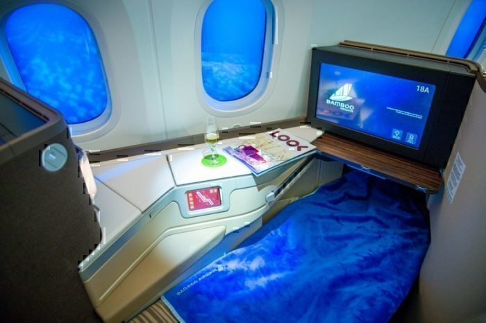 Bamboo Airways 787 Business class