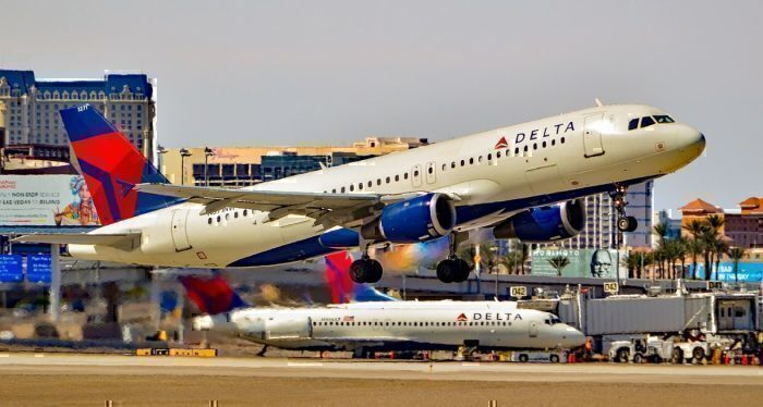 Delta Air Lines Spends $100,000 Offsetting CO2 On CES Flights