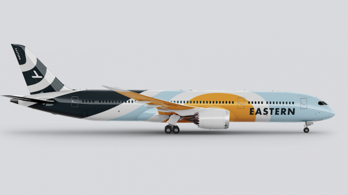 Eastern Airlines livery
