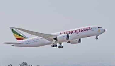 Ethiopian Airlines 787