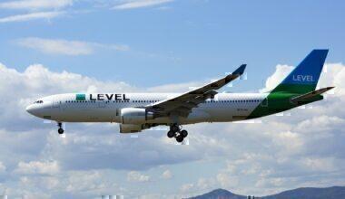 A LEVEL jet