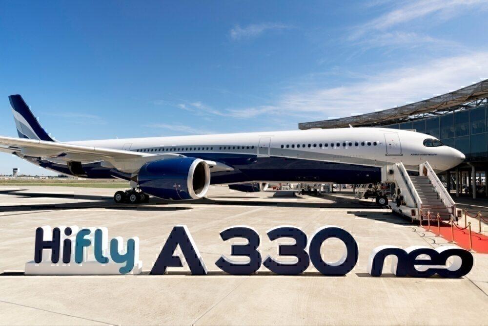 hi Fly carbon neutral