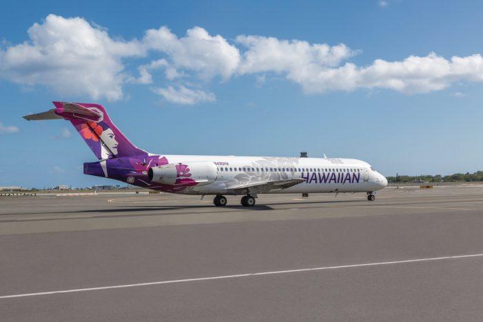Hawaiian Airlines B717