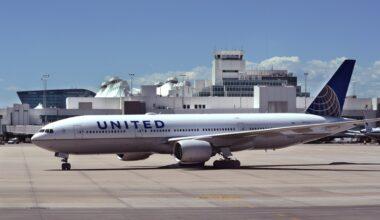 United Airlines Denver