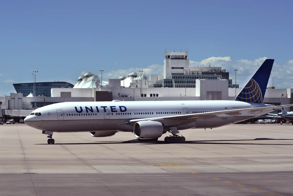 United at Denver Airport