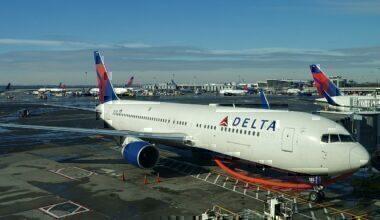 Delta, Boeing 767-300