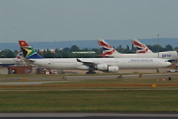 South African Airways Considers Selling Desirable Heathrow Slots