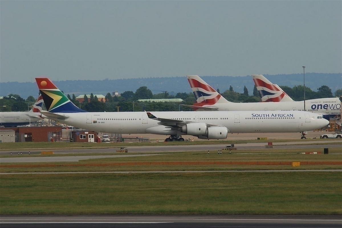 South African Airways Considers Selling Desirable Heathrow Slots - Simple Flying