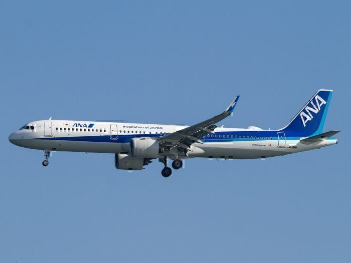 ANA To Take Two Airbus A321LRs In A320neo Order Swap