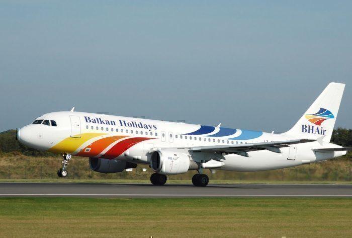 BH Air A320 SpiceJet lease