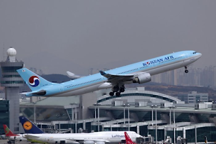 Korean Air Adds Budapest To Route Network