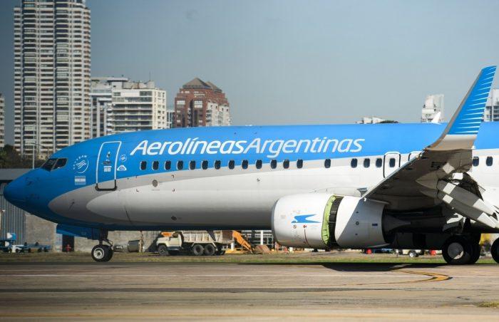 Argentina Aerolineas Livery