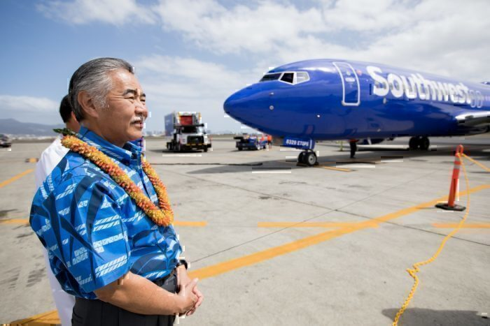 Inaugural Flight 6808 from Oakland to Honolulu | March 17, 2019