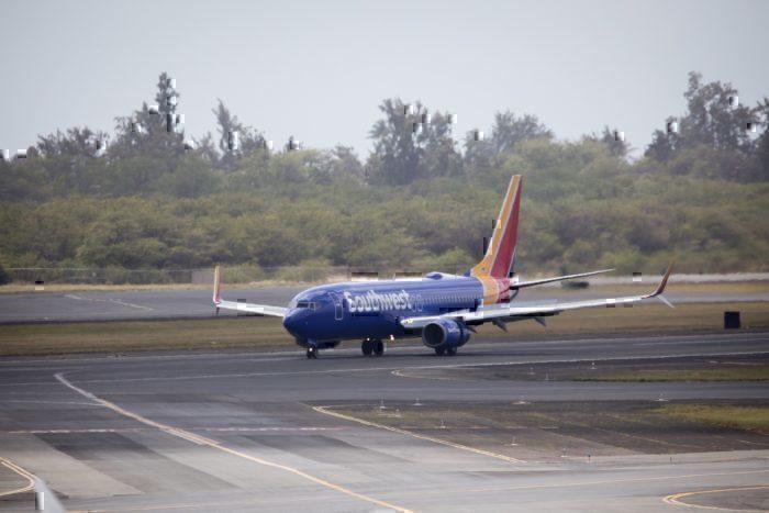Flight to Honolulu