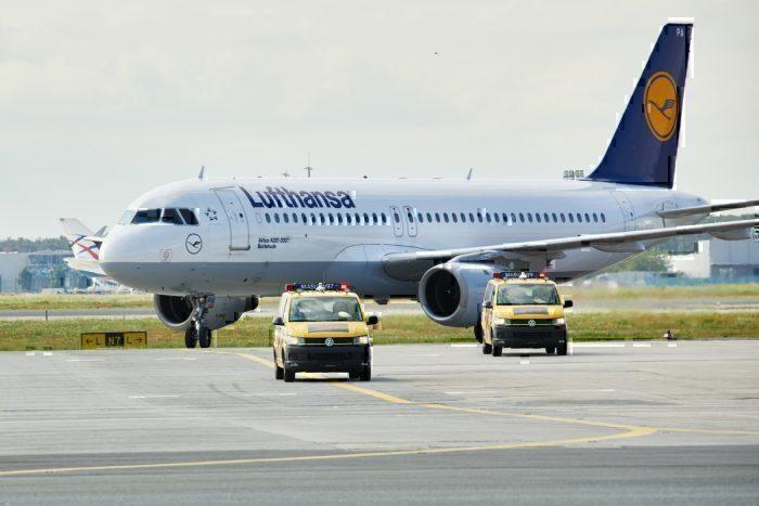 Lufthansa, Coronavirus, Cancellations
