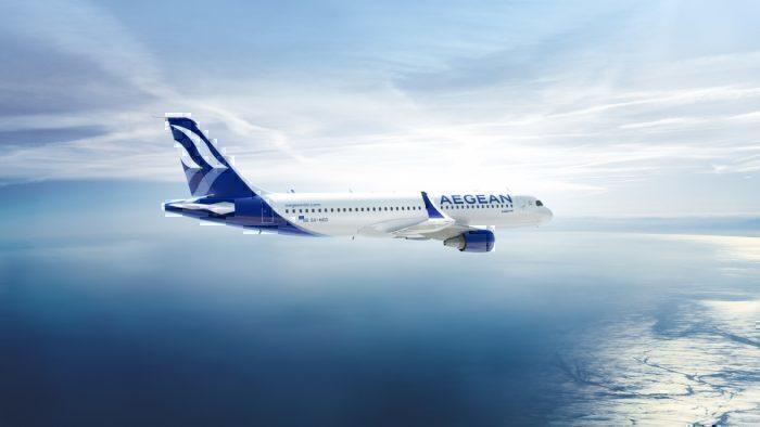 Aegean A320neo