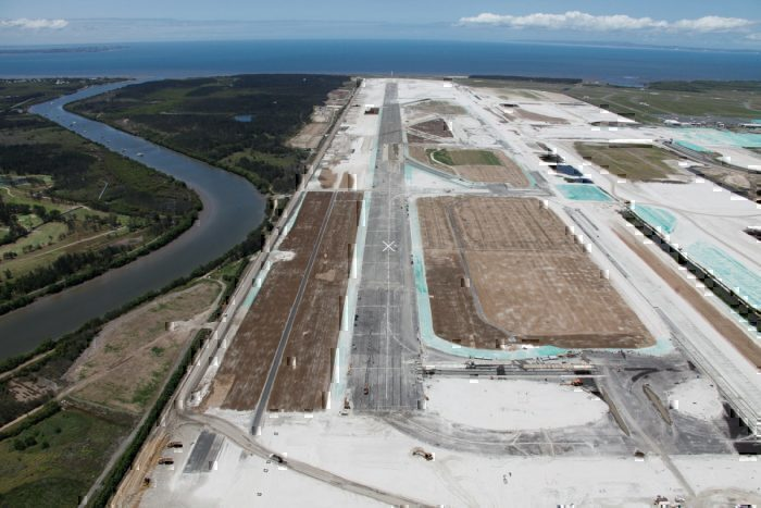 Brisbane Airport's New Runway Will Officially Open This July