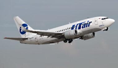 UTair, VQ-BPO, Boeing 737-524