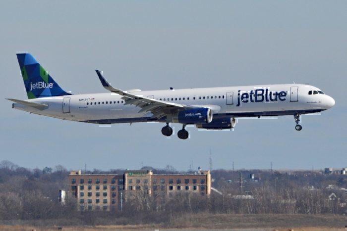 JetBlue Airbus A321