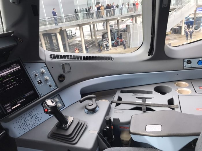 Aeroflot, Airbus A350, Cockpit