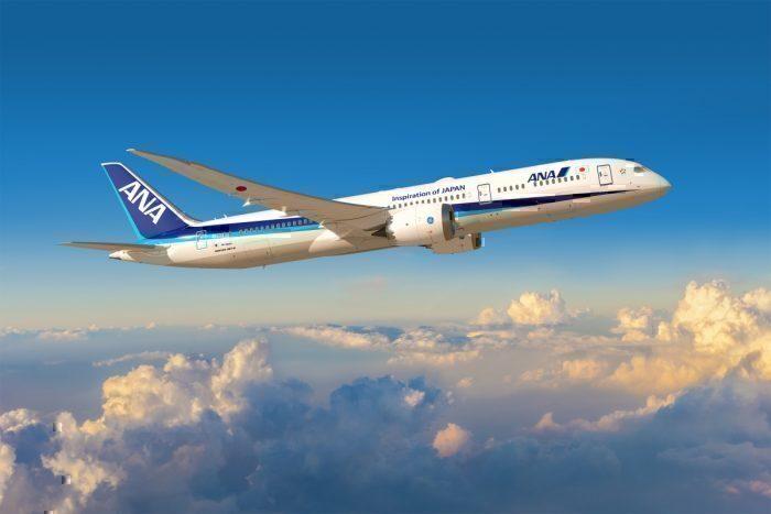 ANA 787-9 order