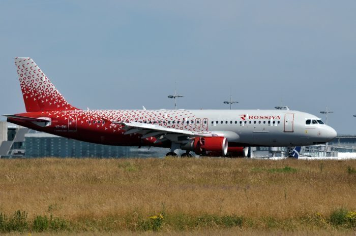 Rossiya Airlines A320